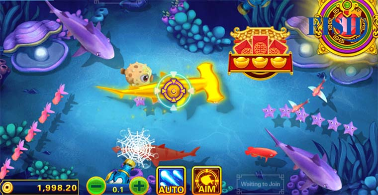 Online Fish Table Game Crazy Fishing – Play Win Real Money