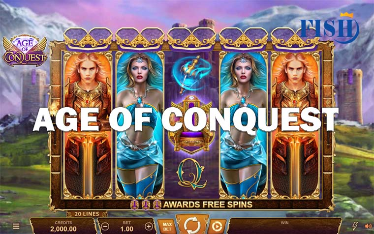Find Out Age of Conquest Slot – Theme of Mythical Warriors