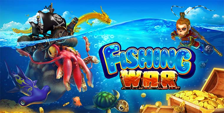 Fishing War – How To Play Fishing War Online For Real Money