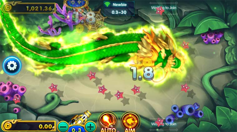Golden Dragon Online Fish Table – The Most Attractive Fish Games Today