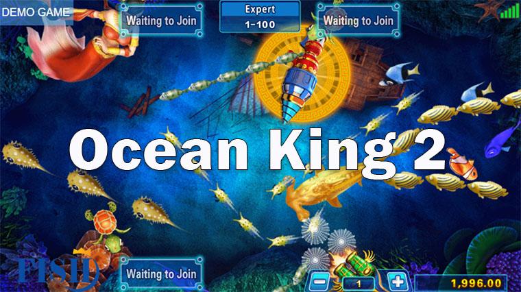 Ocean King 2 Online For Money – Attractive Fish Arcade Games Online