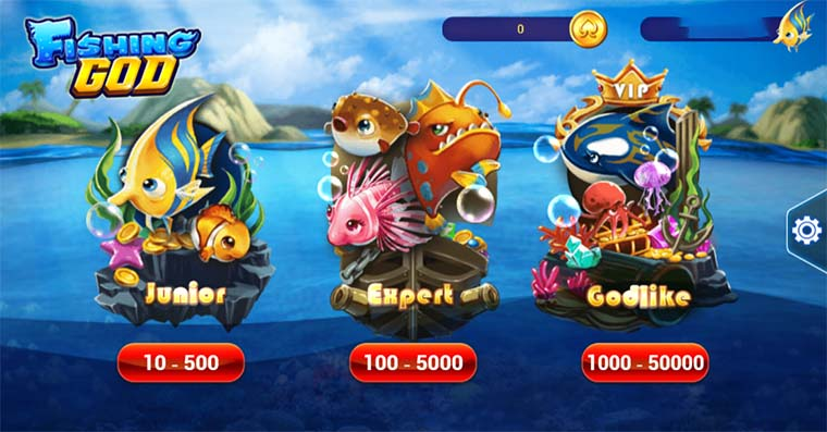 Fishing God – How To Play Fishing God Online For Real Money