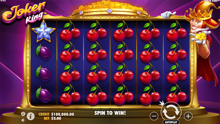 Introducing How to Play Joker King Slot at Online Casino