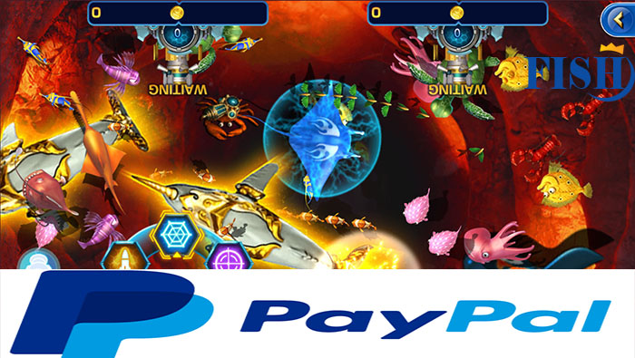 Online Fish Table That Accept Using PayPal