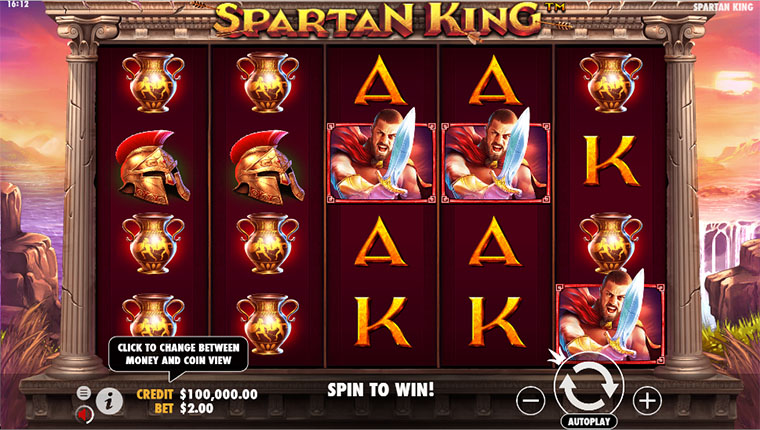 Introducing How to Play Spartan King Slot Game – The Mystery of The Pirates