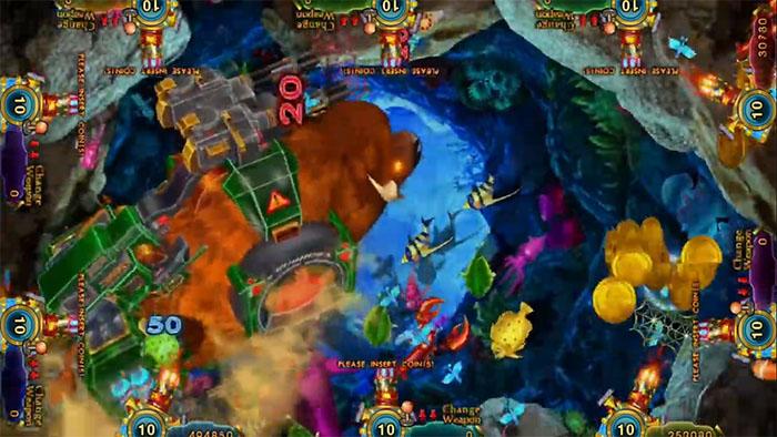 Buffalo Thunder II – Fish Arcade Game