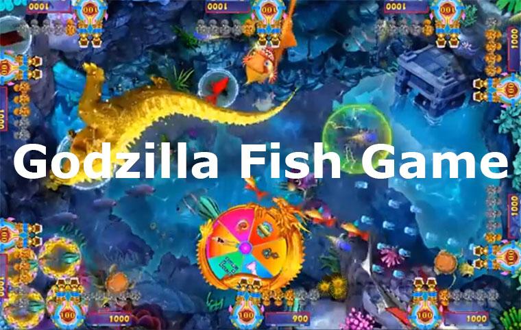 Introduction About Godzilla Game At Joker-usa