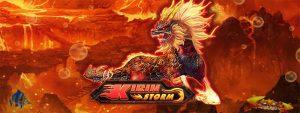 Kirin Storm Fishing Game – Fish Arcade Game